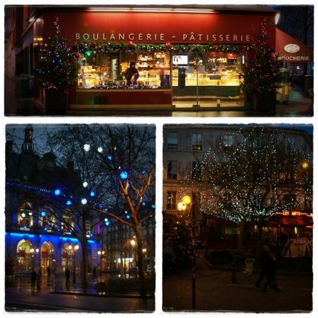 weihnachtlich in Paris 2012